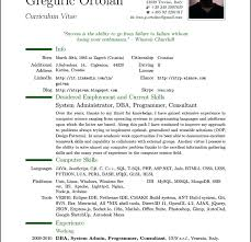 Format A Resume In Word Professional Template Sample Templates Engineer Simple