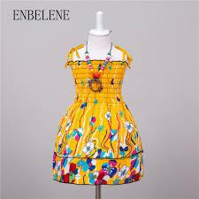 online get cheap blue yellow floral dress aliexpress com