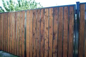 Decorative Garden Fence Home Depot by Prefab Chain Link Fence Panels Home U0026 Gardens Geek