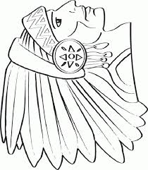Homey Design Native American Coloring Book 82 Best