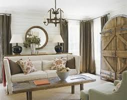 Chic Rustic Living Room