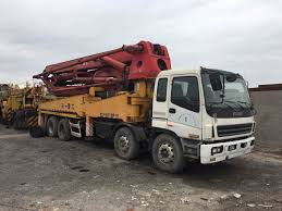 21m 37m Truck Mounted Concrete Pump For Sale, Volvo Hino Isuzu Benz ... Aut Truck Mounted Cherry Picker Platform For Sale Smart Platform 2018 Peterbilt 367 Crane Truck With Elliott 1881 For Sale For Om Siddhivinayak Liftersom Lifters Used Cela Dt 25 Truck Mounted Aerial Platforms Year Sale And Hire Midland Manufacturer Supply Military Dfac Mini 32tons Telescopic 26m Vlv 20m Custom Putzmeister Concrete Pumps Mounted Truckmount Falcon Asphalt Repair Equipment