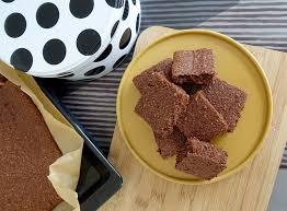 gesündere vegane brownies ohne soja ohne öl ohne margarine