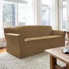 sure fit dorchester non stretch wrap style sofa slipcover