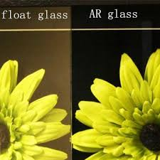 China Manufacturer Cut Into Size Wholesale 4mm Anti Reflective Glass
