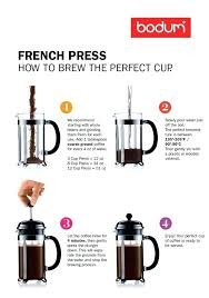 12 Cup French Press How To Brew The Perfect Coffee Bodum Replacement Glass