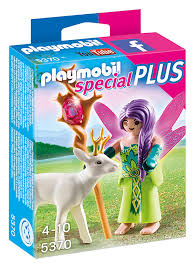 Magna Tiles Amazon Uk by Amazon Com Playmobil Fairy With Deer Playset Toys U0026 Games Toys