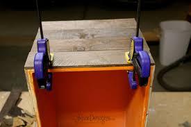 diy wooden herringbone toy box jroxdesigns