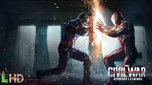 Captain America Civil War FIGHT SCENES Vs Iron Man Spiderman And