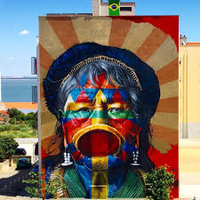 Most Famous Mural Artists by Top 40 Brazilian Street Artists U2013 Best Of Street Art And Graffiti
