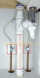 Outdoor Faucet Leaking From Handle by How To Fix A Leaky Toilet Water Shutoff Valve