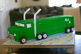 Green Truck Birthday Cake WhodaThunkIt Cakes Wedding And Special ... Truck Cake Kay Cake Designs Monster Truck My First Wonky Birthday Design Parenting Monster Cakes Hunters 4th Decoration Ideas Wedding Academy Cakes From Maureens Semi In 2018 Pinterest 10 Dump For Boys Photo Muddy