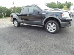 2007 Used Ford F-150 4WD Supercab Flareside 145