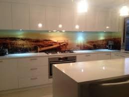 Printed Image Glass Splashbacks Perth