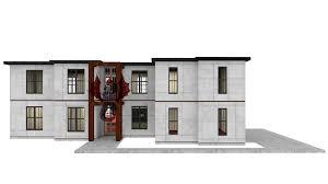 100 Rectangle House Final Design Ideas