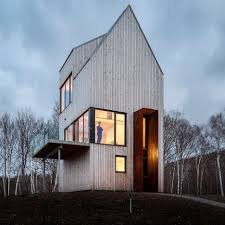 100 Architecture Gable 10 Houses Featuring Excessively Steep Gable Roofs