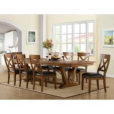 YMMV InStore Costco Members Bolton 9Piece Dining Set For