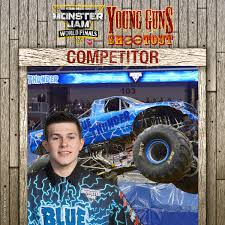 Monster Jam World FinalsR XVII Young Guns Shootout
