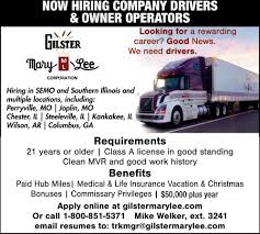 Company Drivers, Owner Operators, Gilster Mary Lee Corporation ... Status Transportation Owner Operator Trucking Dispatcher Andre R Otr Driver Jobs Federal Companies Company Drivers Operators Gilster Mary Lee Cporation Create Brand Your Business Roehljobs The State Of The American Job Best Local Truck Driving In Dallas Tx Image Metro Express Services Best Transport 2018 Media Tweets By Dotline Trans Dotline_trans Twitter Operators Wanted For Trucking And Transport Jobs Oukasinfo Cdl Procurement Director 5 Tips For New Buying First Youtube Brilliant Ideas Of Resume Haul Description