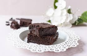 fudgy brownies low carb