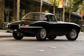 Jaguar E Type world s coolest cars
