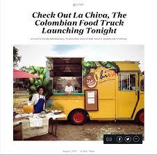 100 Food Trucks Denver Co La Chiva