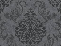 vliestapete barock glitzer schwarz 95372 3 as creation