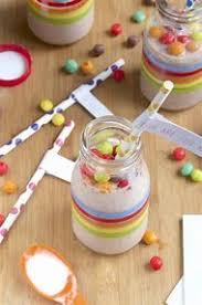 Trix Cereal Ice Cream