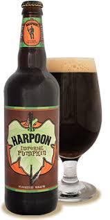 Imperial Pumpkin Ale by Imperial Pumpkin Harpoon Brewery