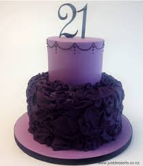 Purple Ruffles Price range $300 $400