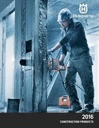 Target Tile Saw Water Pump by 2016 Husqvarna Us Distribution Catalog By Husqvarna Construction