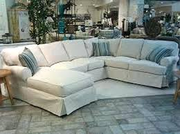 slipcover sectional sofas knowbox co