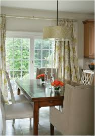 Masterful Kitchen Patio Door Curtain Traditional With Chandelier Handle Faucets