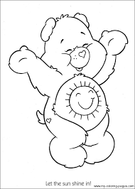 Luxury Care Bears Coloring Pages 30 In Books With
