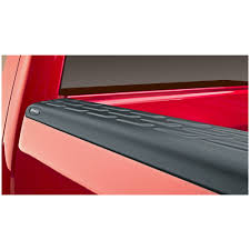 bushwacker 49517 silverado bedrail cap ultimate oe style matte