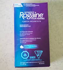 Minoxidil Shedding Phase Pictures by Everything You Need To Know About Rogaine For Women Beautyeditor