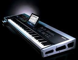 Korg Music Studio Keyboard Wallpaper