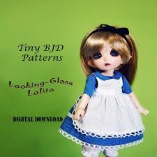 Tiny Bjd Doll Clothes
