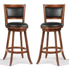 Swivel Wood Dining Chairs 29