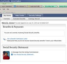 Getting your Social Security Award Letter