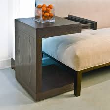 Narrow Sofa Table Ikea by Nightstand Splendid Trend Shaped Nightstand In Home Design Ideas