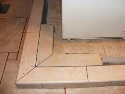 pecos sww installing ceramic bullnose tile on a washer and dryer