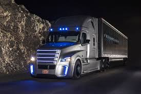 Freightliner Inspiration Semi-Autonomous Truck Unveiled - CarNewsCafe 44 Historical Photos Of Detroits Fruehauf Trailer Companythe Mack Trucks Wikipedia The Tesla Semi Will Shake The Trucking Industry To Its Roots Samsungs Invisible Truck That You Can See Right Through Fortune Biggest Rig Ever Youtube Nikola Corp One Truck602567_1920 First Capital Business Finance Interior Video Shows Life A 20 Trucker Old Trucks Being Loaded Onto Railroad Cars Long Haul Navistar Will Have More Electric On Road Than By Jamsa Finland September 1 2016 Yellow Man V8 Semi Truck Hauls Selfdriving Freightliner Inspiration From Daimler