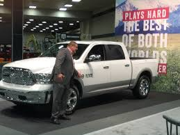 100 Texas Trucks Are Big News At The DFW Auto Show Because Well