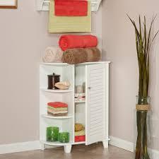 Bathroom Medicine Cabinets Walmart by Riverridge X Frame 4 Shelf Storage Tower White Walmart Com