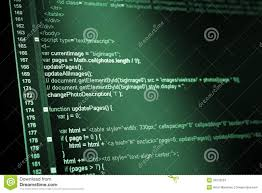 Javascript Math Ceiling Function by Html Web Code Stock Photos Image 35076223