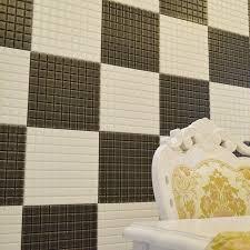 3d Wall Paper Embossed Decorative Skin 3D Lightweight PE Foam Wallpaper From Haining Xianke New