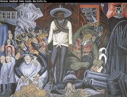 mexican murals famous mexican artists