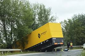 100 Truck Driver Jokes Renault F1 Truck Driver Taken To Hospital After Crash In