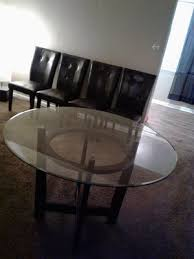 Glass Dining Room Table For Sale In Milwaukee WI